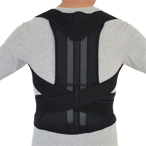 Active Authority B003-B Intensive Thoracic Back Brace Support