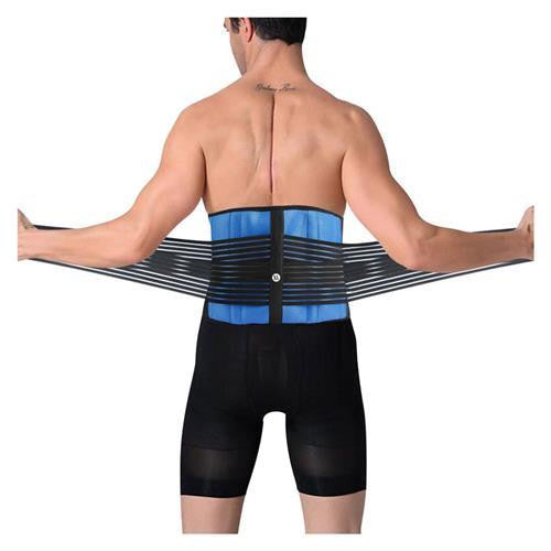Active Authority BraceUP Stabilizing Lower Back Brace and Support Belt
