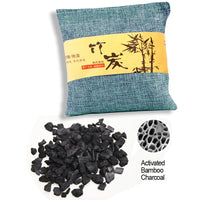 Green Earth Natural Bamboo Charcoal Air Purifying Bag  (6 Color Options)