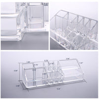 Urban Escape Acrylic Makeup Organizer