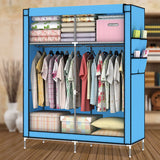 "Amanda Home Portable 44"" Wardrobe Closet Organizer (4 Color Options)"
