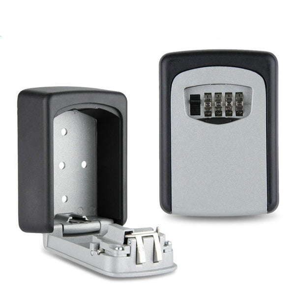 MWGears Aluminum Alloy Keylock Safe Lockbox