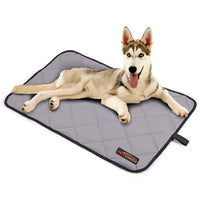 Paw Essentials Oxford Fabric Waterproof Pet / Dog / Cat Mat - Grey