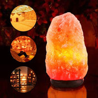 GreenEarth Natural Himalayan Rock Salt Lamp (15-20lbs)