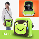 GrowRight Portable Multi-functional BabyTravel Booster  / Diaper Bag with Storage
