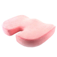 Active Authority  Coccyx (Tailbone) Orthopedic Memory Foam Seat Cushion