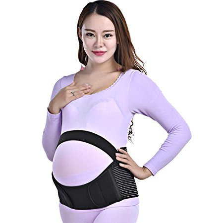 Active Authority Maternity Belt Belly Band Pregnancy Support Brace Wowitiscool