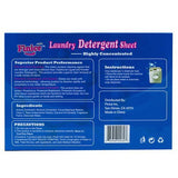 Finice Highly Concentrated Laundry Detergent Sheets (28-Sheets)