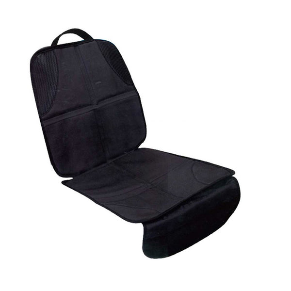 MWGears Waterproof PVC Car Seat Protector with Fabric Felt Bottom for Leather Seat