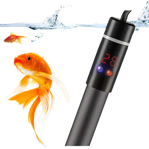 Aqua Innovations Deluxe Digital Titanium Adjustable Heater System
