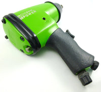 "Dynamic Power Air Impact Wrench - Twin Hammer 1/2"" Impact Driver w/ Composite Body and Comfort Grip"