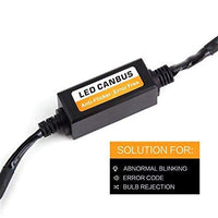 PLW H7 Canbus LED headlight Decoders