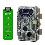 Browan Trail Game Camera, Scouting Hunting Cam 16MP-21MP 1080P FHD Night Vision