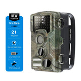 Spoga Digital Hunting Trail Camera 1080P Video, 21MP Crystal Clear Image, 120° Angle