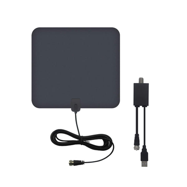 Blackloud HDTV Indoor Digital TV Antenna 50 Mile Range with Amplifier 4K HD VHF UHF
