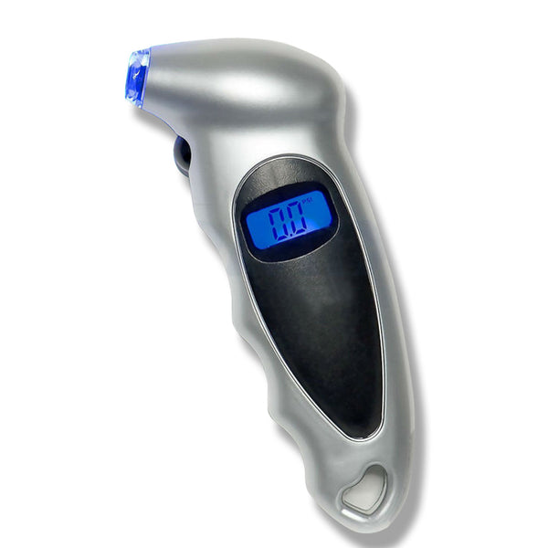 MWGears GL-0801A Red Digital Tire Pressure Gauge, 150psi