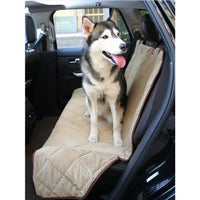 Pet Essentials Skidproof Waterproof Dog or Pet Car Back Rear Seat Cover