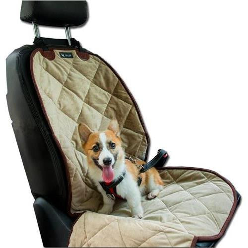 Pet Essentials Skidproof Waterproof Pet Front Car Seat Cover