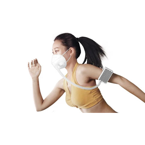 Broad Clean Air AirPro Mask FB2  Filter PM2.5 by 99.9%