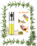 X2 MWGEAR Olive Oil Sprayer Dispenser, Multi-Function Glass Mister Sprayer w/ Bottle Brush and Oil Funnel (100mL) BRAND NEW