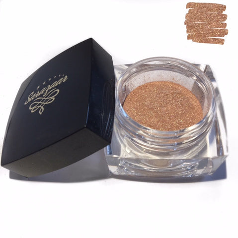 24K Gold Loose Highlighter Powder. Midas Touch - Sarazaar