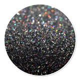 Premium cosmetic glitter - Blackout