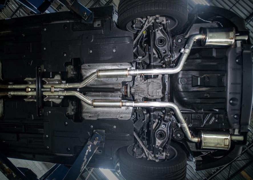 2011 - 2019 Dodge Charger RIPP High Performance Exhaust