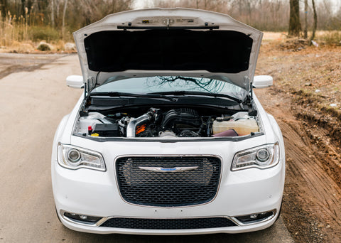 2015 - 2017 Chrysler 300 Supercharger System