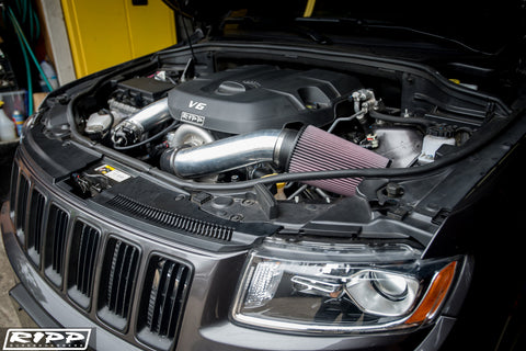 2011-14 Jeep Grand Cherokee 3 6 V6 Supercharger Kit Intercooled