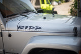 RIPP Hood Decal Kit