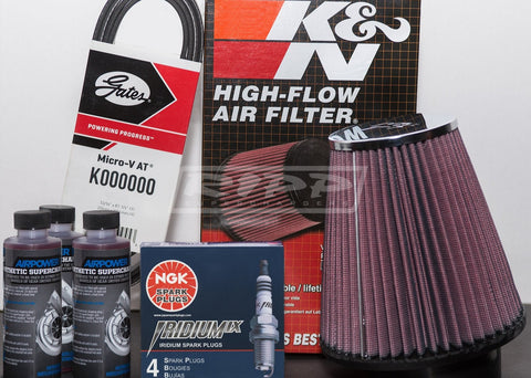 2012 - 2016 Jeep Wrangler JK Tune-Up Kit