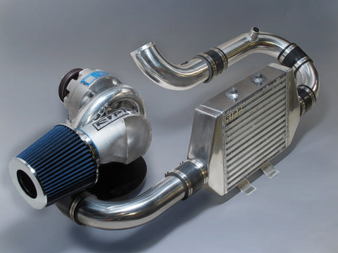 2007 - 2011 Jeep Wrangler Supercharger System