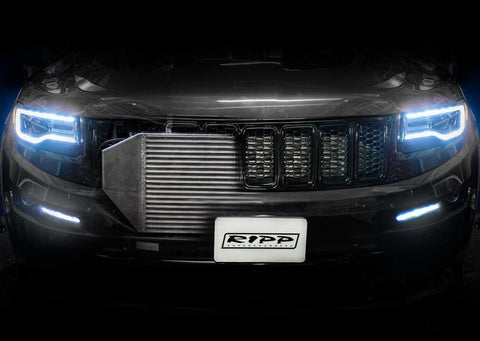 2012-2014 6.4 SRT Jeep Grand Cherokee Intercooler and Piping Kit