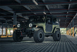 2007 - 2011 Jeep Wrangler Supercharger System - BLACK OPS EDITION