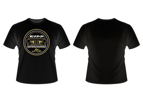 RIPP Limited Edition Retro Trail Tee