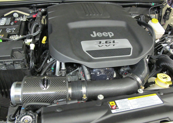 2012 - 2016 JEEP Wrangler RIPP Cold Air Intake Kit – RIPP Superchargers