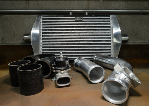 RIPP XL Front Mount Intercooler Upgrade - 2012 - 2017 Wranglers