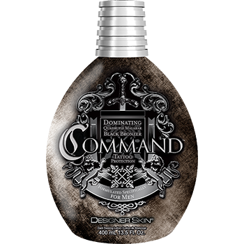 Command Tanning Lotion For Men