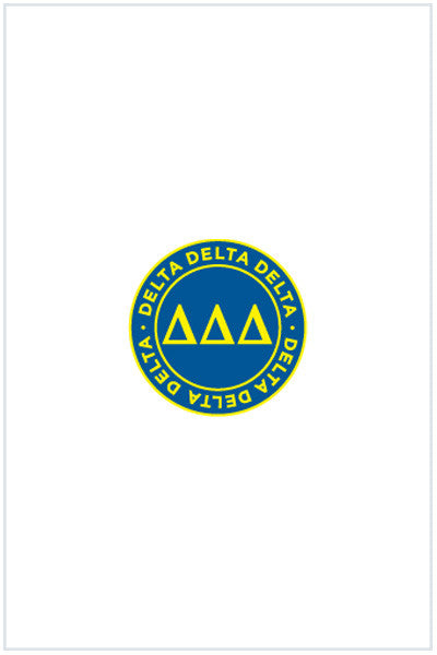 Delta Delta Delta Patch, Patch, [product_description]  - Toss Designs