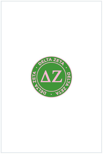 Delta Zeta Patch, Patch, [product_description]  - Toss Designs