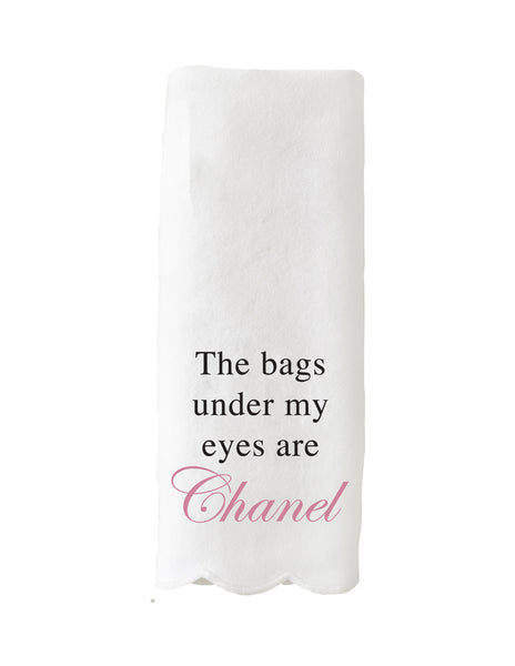 Guest Towel Chanel Bags
