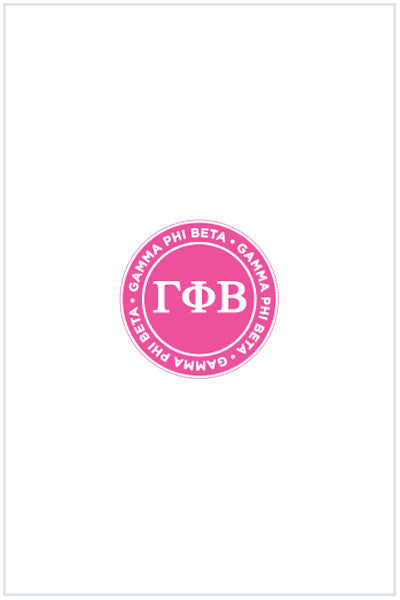 Gamma Phi Beta Patch, Patch, [product_description]  - Toss Designs