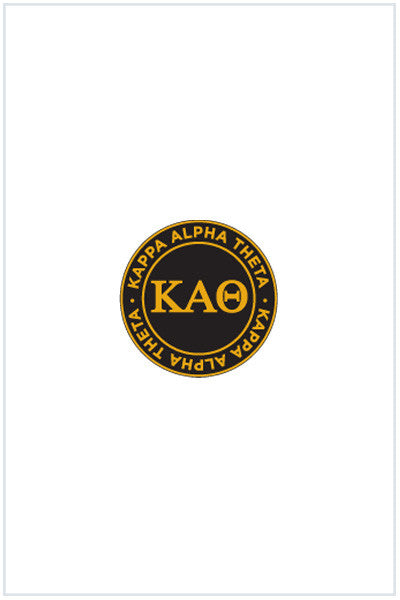 Kappa Alpha Theta Patch, Patch, [product_description]  - Toss Designs