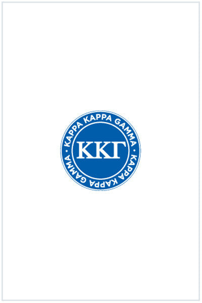 Kappa Kappa Gamma Patch, Patch, [product_description]  - Toss Designs