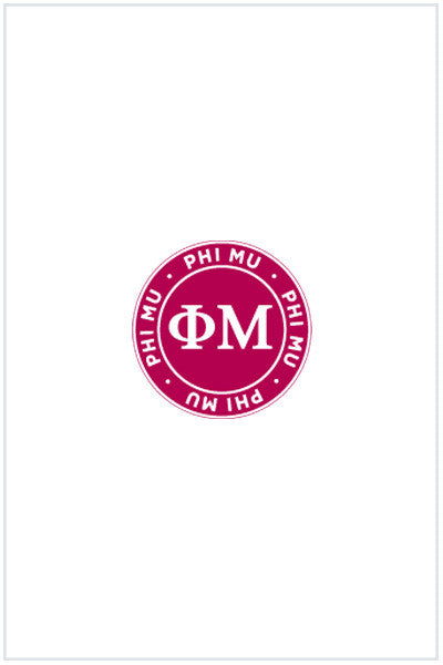 Phi Mu Patch, Patch, [product_description]  - Toss Designs