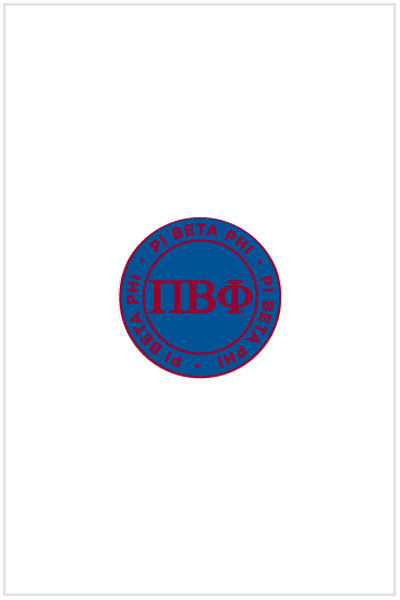 Pi Beta Phi Patch, Patch, [product_description]  - Toss Designs