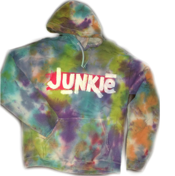 Hand Dyed Hoodie
