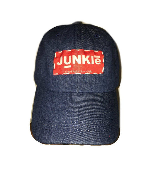 125th Dark Denim Dad Cap
