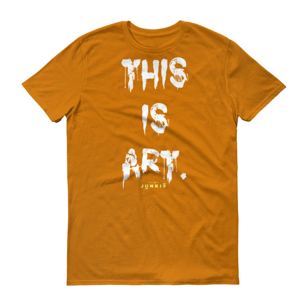 This is ART tee series - 11 colors
