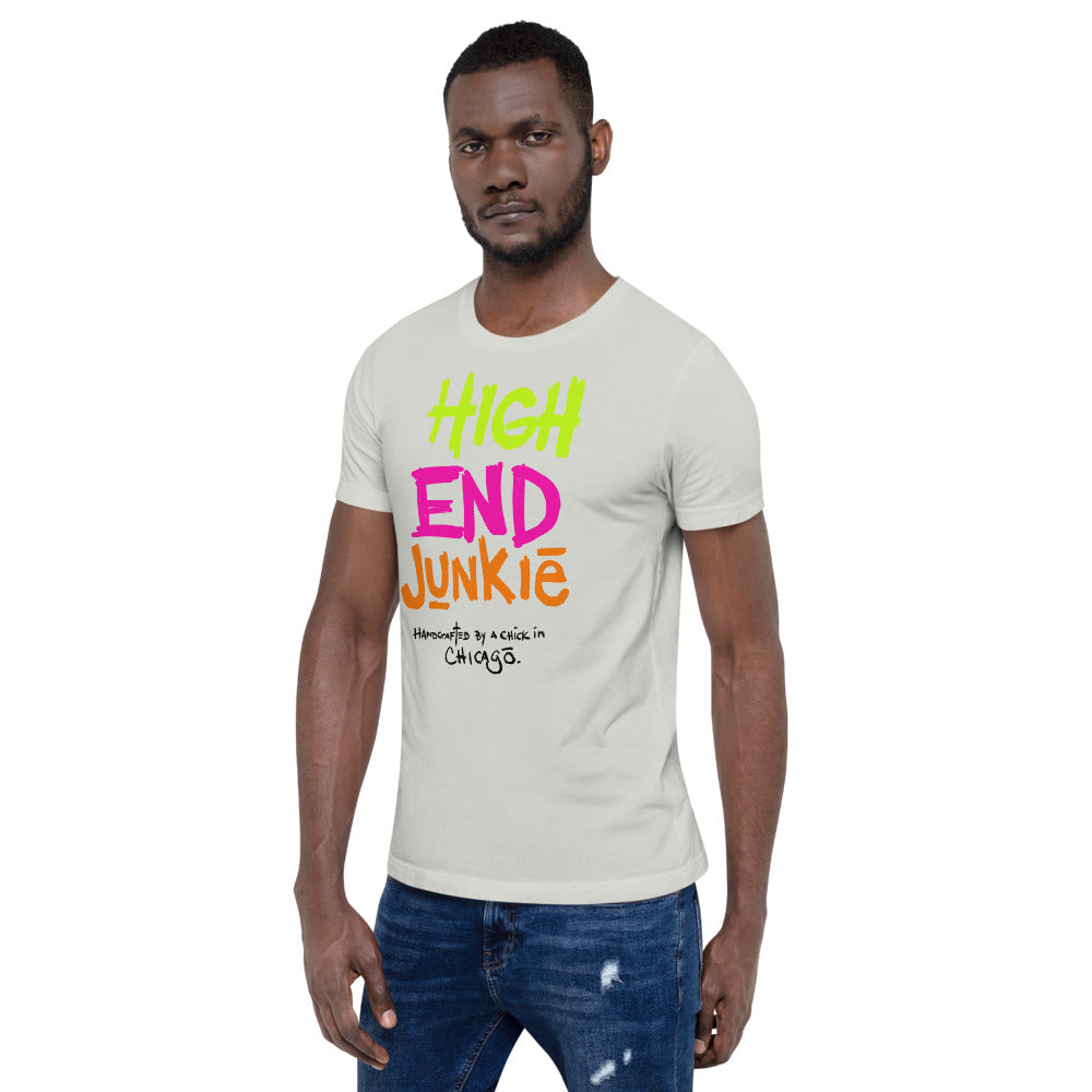 Highlighter Short-Sleeve Unisex T-Shirt (8 colors)
